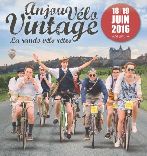 Anjou Vintage Bicycle