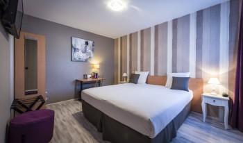 Standard Doppelzimmer oder Zweibettzimmer