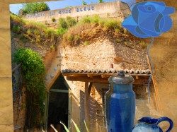POTTERY WORKSHOP THE BLUE ROSE