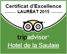 Trip Hotel of Weide Certificate of Excellence