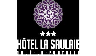 Hotel de la Saulaie in Doue-la-Fontaine, Saumur