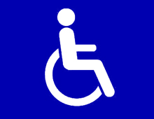 Disabled rooms