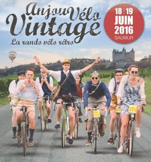 Anjou Vintage Bicycle