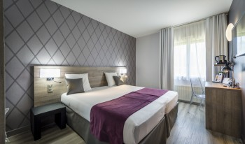 Comfort Doppel- oder Zweibettzimmer mit Garten