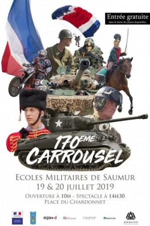 Karussell von Saumur