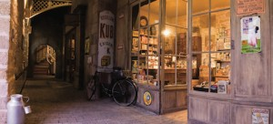 The little shops of the past