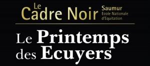 The Black Frame, the Printemps des Ecuyers